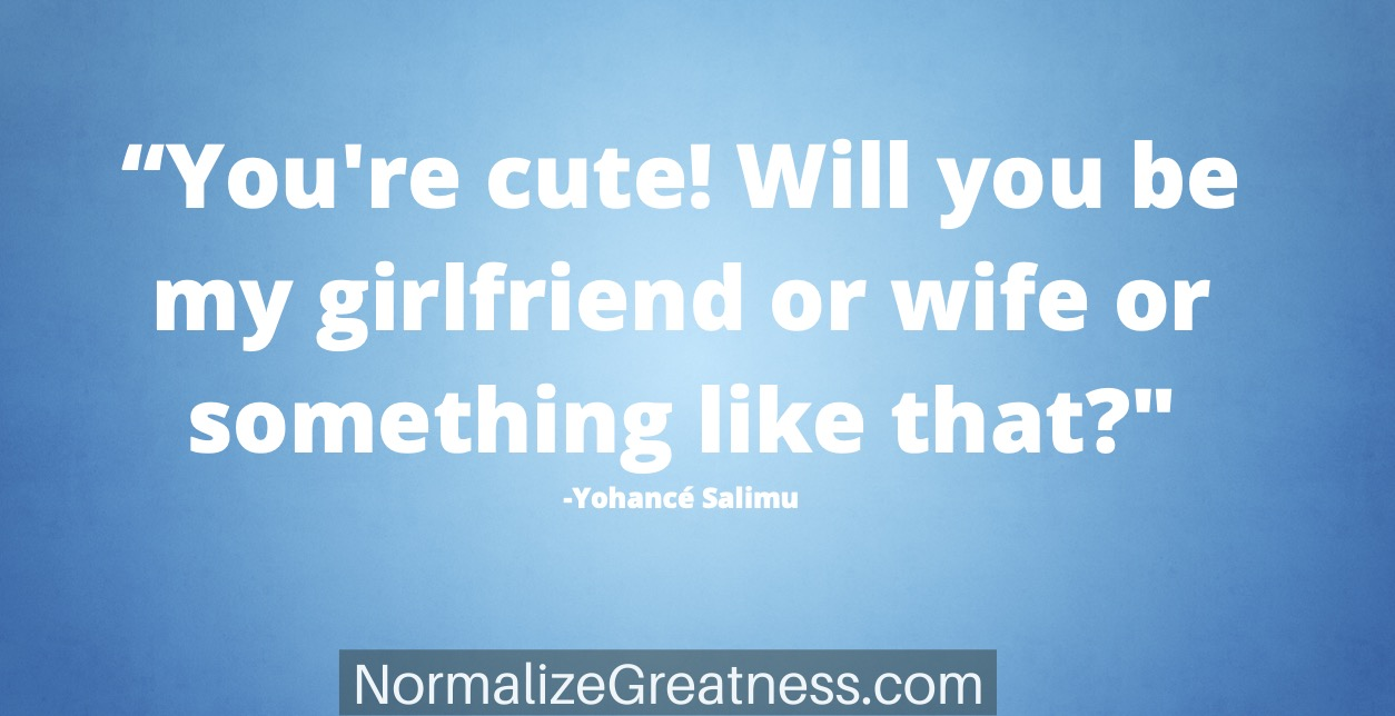 99 Best Pick Up Lines for Any Situation 1